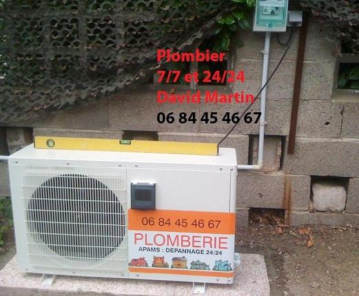 David martin plomberie d pannage beaujeu 06 84 45 46 67 for Calcul puissance pompe a chaleur piscine